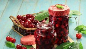 Рецепты приготовления черешни в собственном соку на зиму