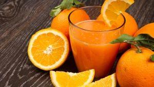 Секреты приготовления апельсинового сока