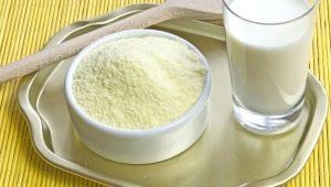 Сухое обезжиренное молоко: состав, польза и вред