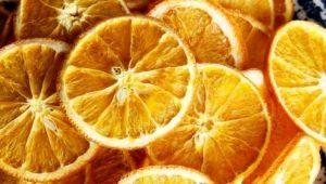 Сушеные апельсины: как сделать и где использовать?