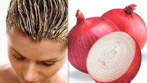 Свойства и особенности использования лука для волос