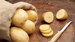 Свойства вареного картофеля