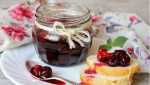Варенье из вишни: калорийность, польза и вред, рецепты