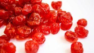 Вяленая вишня: особенности продукта и рецепты приготовления