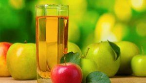 Яблочный сок: виды, приготовление и применение