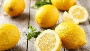 Чем полезен и вреден лимон?