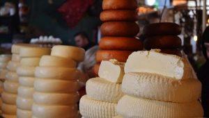 Грузинский сыр: популярные виды и их описание