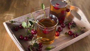 Как использовать листья вишни и заварить ароматный чай?