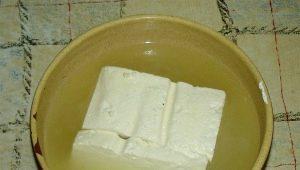 Как правильно приготовить рассол для сыра?