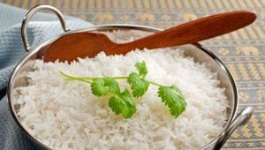 Как правильно варить длиннозерный рис?