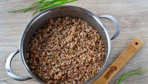 Как правильно варить гречку на воде в кастрюле?