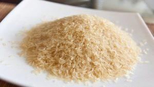Как правильно варить пропаренный рис?