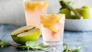 Как приготовить компот из яблок на зиму?