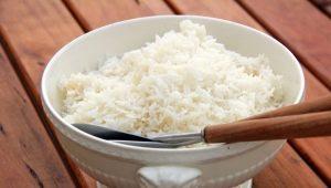 Как приготовить рис в пароварке?