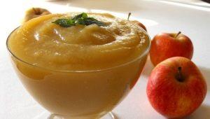 Как приготовить яблочное пюре на зиму?