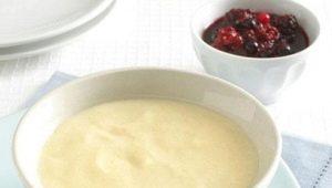 Как сварить жидкую манную кашу на молоке: лучшие рецепты