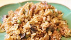Как варить бурый рис в мультиварке?