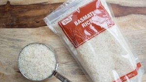 Как варить рис Басмати?