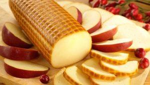 Калорийность колбасного сыра