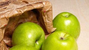 Калорийность сорта яблок «Гренни Смит»