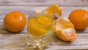 Компот из мандаринов: рецепты приготовления и советы по хранению