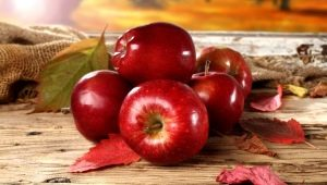 Красные яблоки: калорийность, состав и гликемический индекс