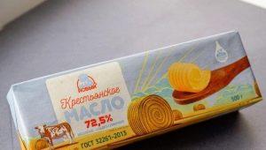 Крестьянское сливочное масло: отличительные черты, калорийность и состав