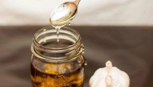 Напиток из мёда, чеснока и яблочного уксуса: свойства и применение