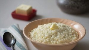 Пшенная каша на молоке: калорийность и пищевая ценность
