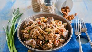Рецепты приготовления пшенной каши с мясом