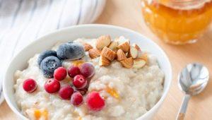 Рисовая каша на молоке: польза и вред, особенности приготовления и популярные рецепты