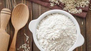 Рисовая мука: состав, польза и вред, особенности применения
