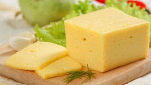 Твердый сыр: калорийность и сорта, польза и вред