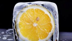 Замороженный лимон: лечебные свойства и применение в кулинарии