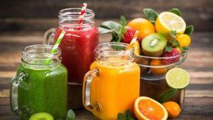 Фруктовые соки: типы, польза и вред, рецепты