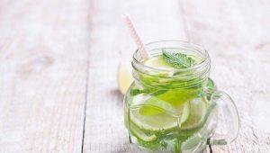 Готовим лимонад и другие напитки из лайма