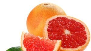 Как правильно есть грейпфрут?
