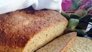 Как приготовить амарантовый хлеб в домашних условиях?