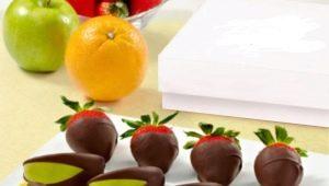 Как приготовить фрукты в шоколаде своими руками?