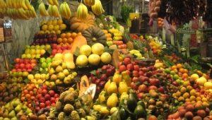 Какие фрукты растут на Кубе?