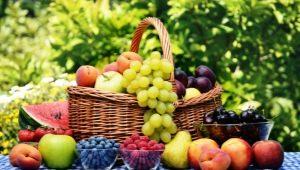 Какие фрукты растут в Абхазии?