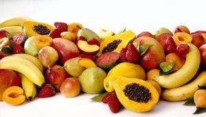 Какие фрукты содержат много белка?