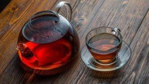 Какой чай понижает давление?