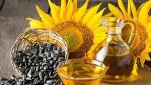 Рафинированное подсолнечное масло: польза и вред, калорийность и состав