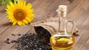 Подсолнечное масло: особенности, польза и вред