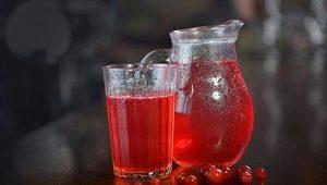 Рецепты клюквенного морса из замороженных ягод