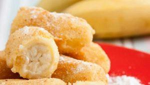 Рецепты приготовления бананов в кляре