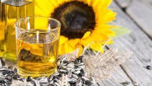 Свойства и особенности употребления нерафинированного подсолнечного масла