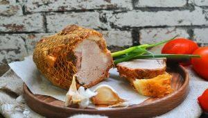 Буженина из свинины – рецепты приготовления в домашних условиях
