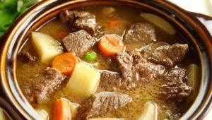 Что можно быстро и вкусно приготовить из говядины на второе?